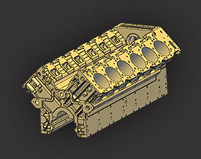 01 Acad Project - Large Engine Parts