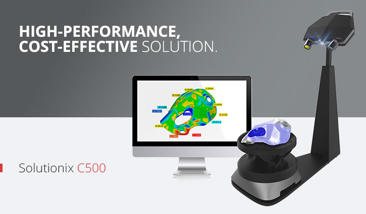 Solutionix C500 - Product Gallery