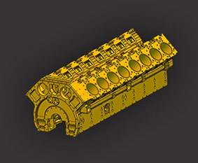 02 Acad Project - Large Engine Parts