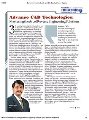 ACAD Technologies in Consultants Review Article