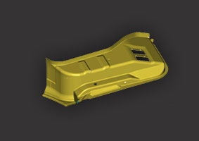 20 Acad Project - Sheet Metal Parts