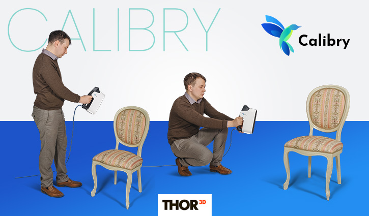 Thor3D's Calibry - Product Gallery